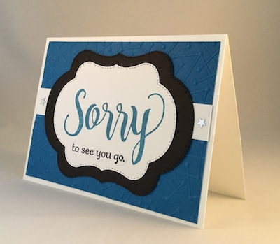Sorry for Everything goodbye