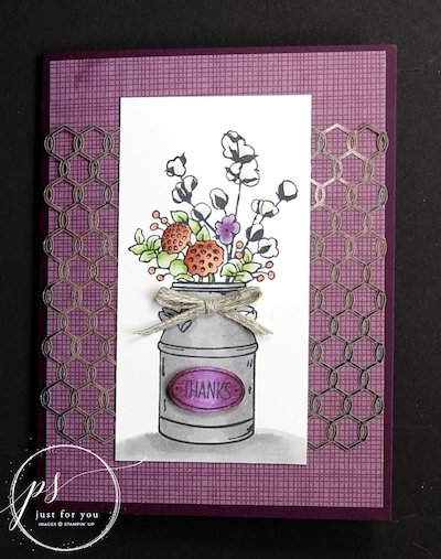 Country Home card
