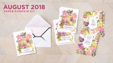 Blissful Blooms kit