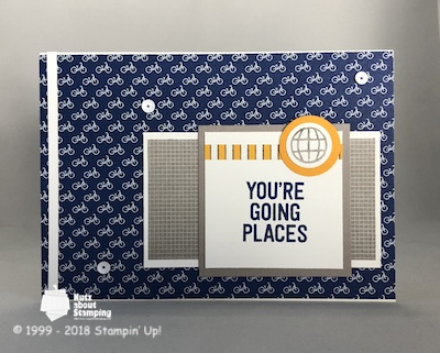 Youre going places map