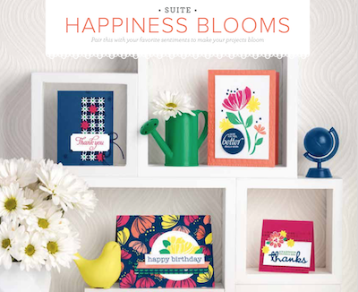 Happiness Blooms suite