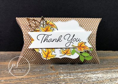 Teacher thank you gift project