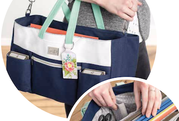 Cash and Carry tote