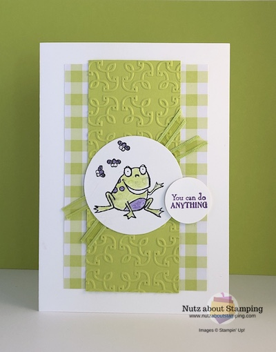 So Hoppy Together friendship card