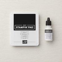 Uninked stampin' pad