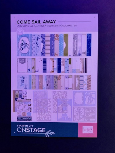 Come Sail Away board