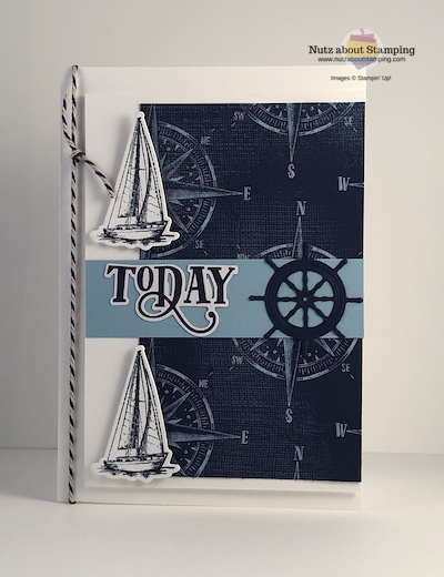 Sailing Home Tic Tac Toe