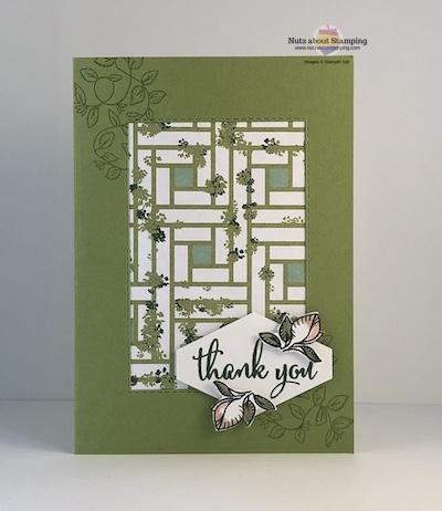 Verdant Garden thank you