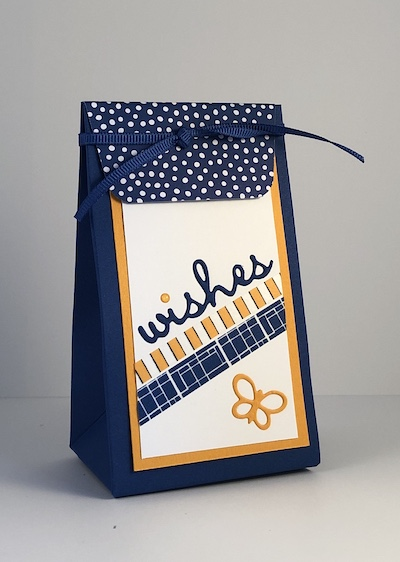 Well Written gift bag