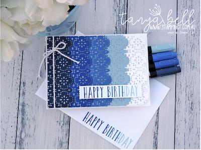 Tanya Bell card