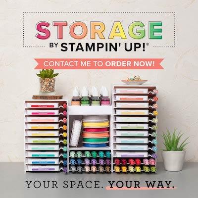 Stampin' Storage