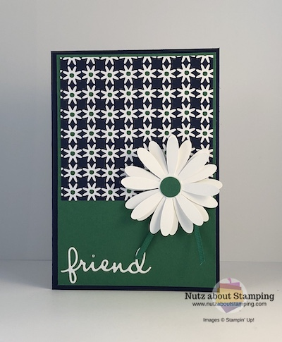 Happiness Blooms friendship card