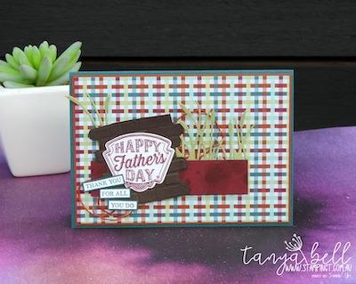 Tanya's card