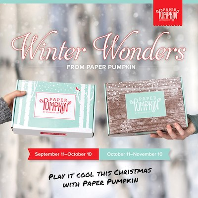 Winter Wonder double kit