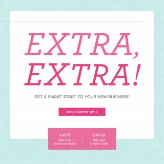 Extra Extra notice