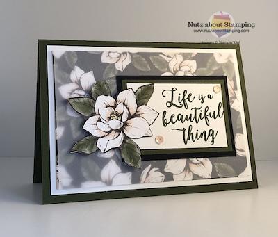 Colorful Seasons birthday card