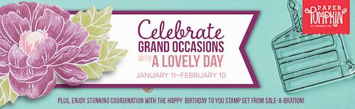 Celebrate Grand Occasions