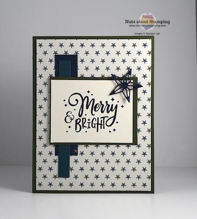 Merry & Bright stars