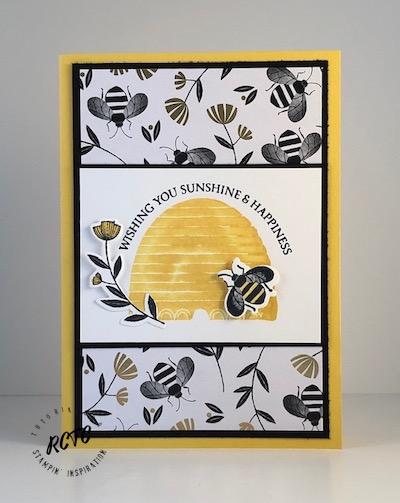 Honey Bee project sheet