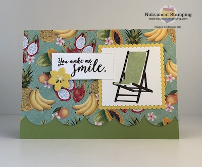 Colorful Seasons friendship card