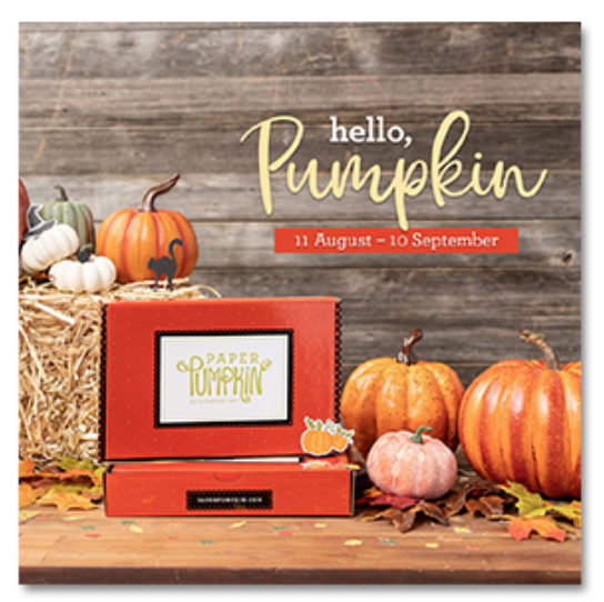 Hello Pumpkin kit