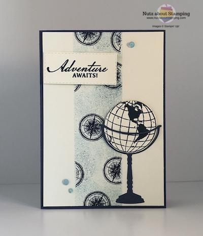 Beautiful World Band Stamping