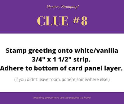 Clue 8