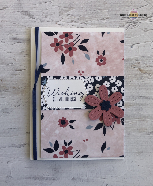 Paper Blooms map