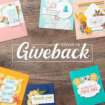 Covid give back