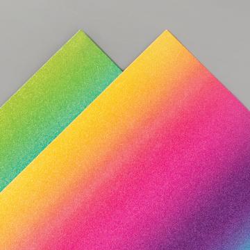 Rainbow Glimmer paper