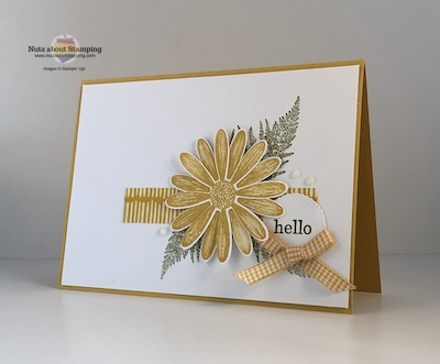 Daisy Delight card map