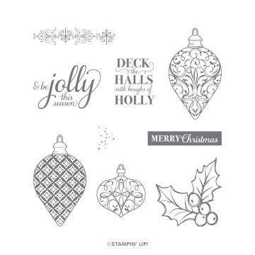 Christmas Gleaming set