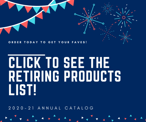 Click to see the retiring products list!