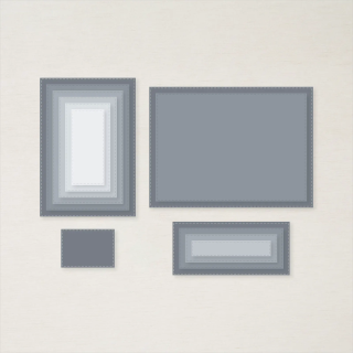 Stitched Rectangles dies
