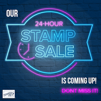 24 hour stamp sale