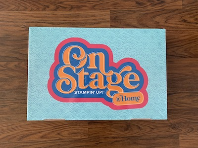 On Stage box