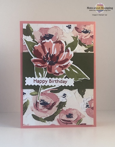 Fine Art Floral card map