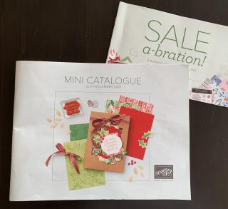 July catalogs