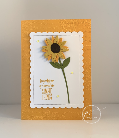 Pierced Blooms sunflower photo